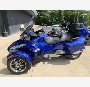 2012 Can-Am Spyder RT for sale 200802693