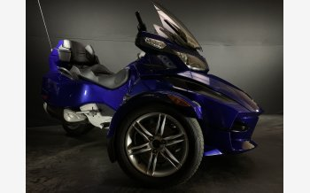 2012 Can-Am Spyder RT for sale 200929860