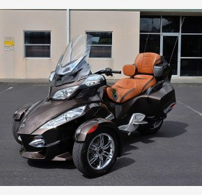 2012 Can-Am Spyder RT for sale 200954770