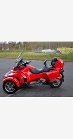 2012 Can-Am Spyder RT for sale 201003370