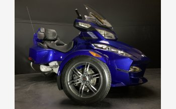 2012 Can-Am Spyder RT for sale 201011508