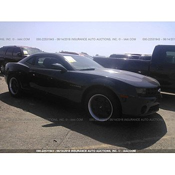 2012 Chevrolet Camaro LS Coupe for sale 101015076