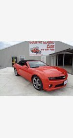 2012 Chevrolet Camaro SS Convertible for sale 101198088