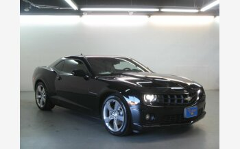 2012 Chevrolet Camaro SS Coupe for sale 101073833