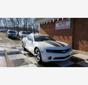 2012 Chevrolet Camaro LT Coupe for sale 101088860