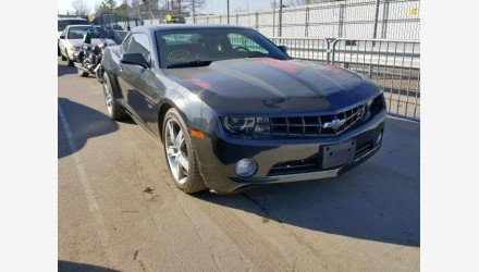 2012 Chevrolet Camaro LT Coupe for sale 101109728