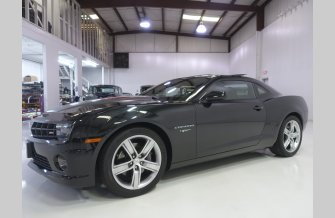 2012 Chevrolet Camaro SS Coupe for sale 101110393