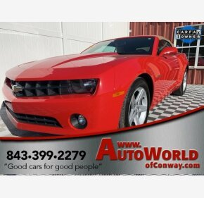 2012 Chevrolet Camaro LT Convertible for sale 101115176