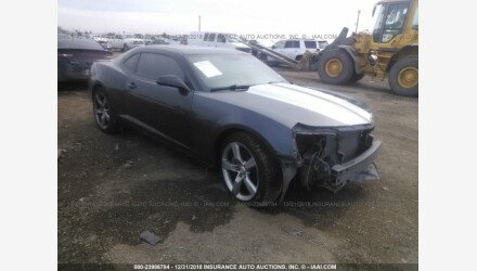 2012 Chevrolet Camaro SS Coupe for sale 101116275