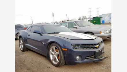 2012 Chevrolet Camaro LT Coupe for sale 101120649