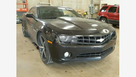 2012 Chevrolet Camaro LT Coupe for sale 101125607