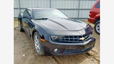 2012 Chevrolet Camaro LT Coupe for sale 101126219