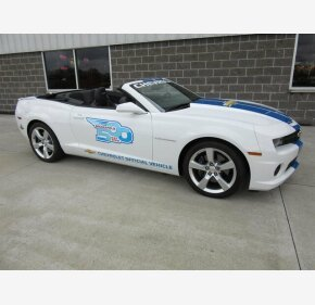 2012 Chevrolet Camaro SS Convertible for sale 101127447