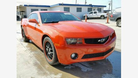 2012 Chevrolet Camaro LS Coupe for sale 101128237