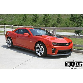 2012 Chevrolet Camaro ZL1 Coupe for sale 101170078