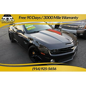2012 Chevrolet Camaro SS Coupe for sale 101229921