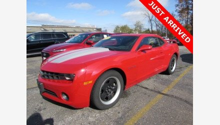2012 Chevrolet Camaro LS Coupe for sale 101230120