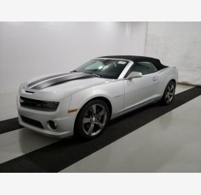 2012 Chevrolet Camaro SS Convertible for sale 101250910