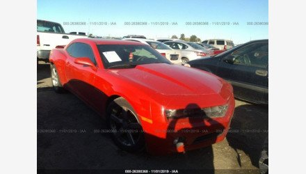 2012 Chevrolet Camaro LT Coupe for sale 101284380