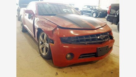 2012 Chevrolet Camaro LT Coupe for sale 101286536