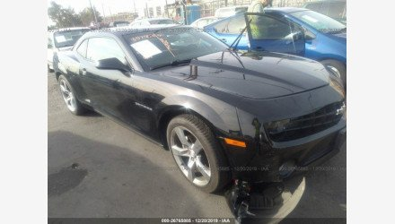 2012 Chevrolet Camaro LT Coupe for sale 101287203