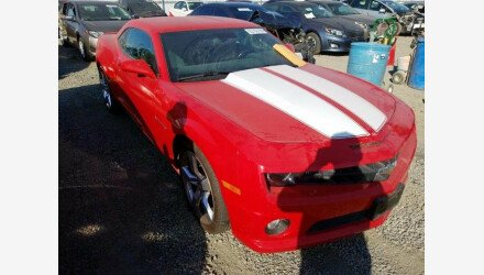 2012 Chevrolet Camaro SS Coupe for sale 101287746