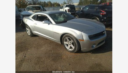 2012 Chevrolet Camaro LT Coupe for sale 101288651