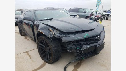 2012 Chevrolet Camaro LS Coupe for sale 101290200