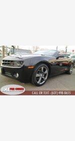 2012 Chevrolet Camaro LT Convertible for sale 101292855