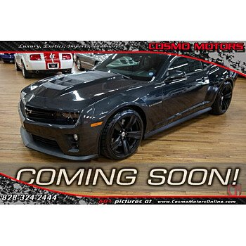 2012 Chevrolet Camaro ZL1 Coupe for sale 101296430