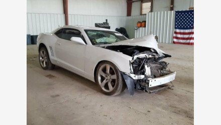 2012 Chevrolet Camaro LT Coupe for sale 101331275