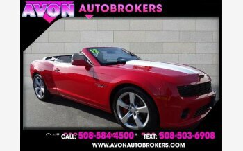 2012 Chevrolet Camaro SS Convertible for sale 101332066