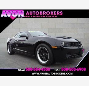 2012 Chevrolet Camaro LS Coupe for sale 101332074