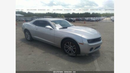 2012 Chevrolet Camaro LS Coupe for sale 101333079