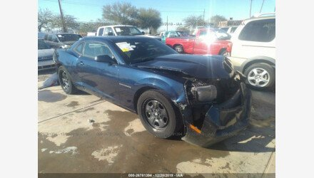 2012 Chevrolet Camaro LS Coupe for sale 101333085