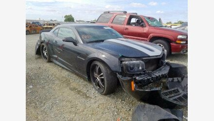 2012 Chevrolet Camaro LT Coupe for sale 101333525