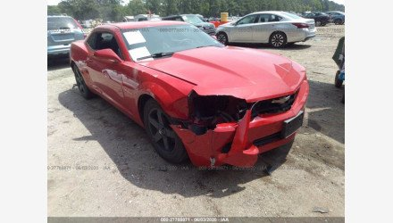 2012 Chevrolet Camaro LS Coupe for sale 101340497