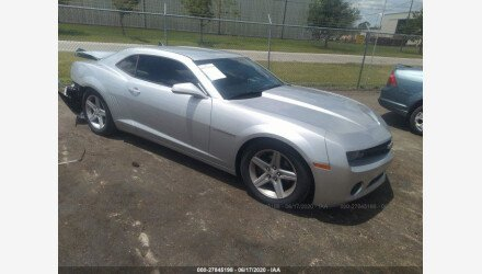 2012 Chevrolet Camaro LT Coupe for sale 101340629