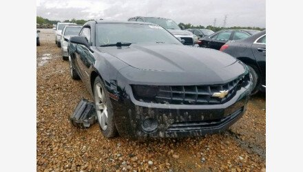 2012 Chevrolet Camaro LS Coupe for sale 101345093