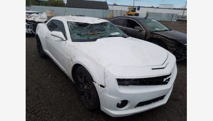 2012 Chevrolet Camaro SS Coupe for sale 101345181