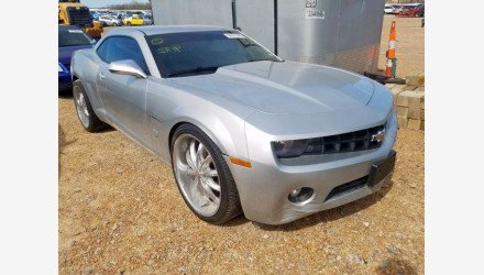 2012 Chevrolet Camaro LT Coupe for sale 101345208