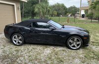 2012 Chevrolet Camaro SS Convertible for sale 101346116