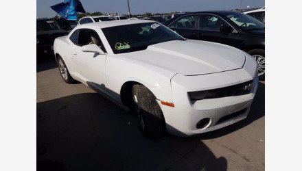2012 Chevrolet Camaro LT Coupe for sale 101409836