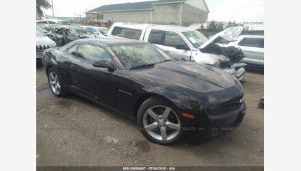 2012 Chevrolet Camaro LT Coupe for sale 101410639