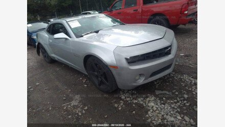 2012 Chevrolet Camaro LT Coupe for sale 101412544