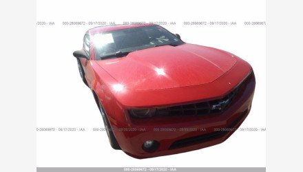 2012 Chevrolet Camaro LT Coupe for sale 101412546
