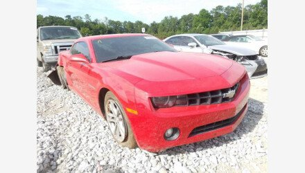 2012 Chevrolet Camaro LT Coupe for sale 101412952