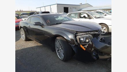 2012 Chevrolet Camaro LS Coupe for sale 101413790