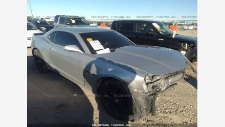 2012 Chevrolet Camaro LT Coupe for sale 101433706