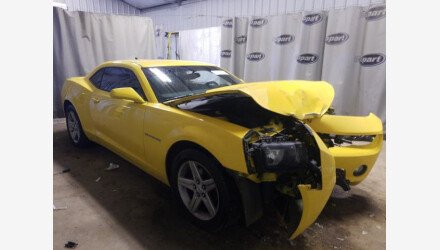 2012 Chevrolet Camaro LT Coupe for sale 101434147